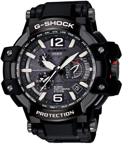 Casio G-Shock Gravitymaster GPW-1000FC-1AER  0d2a1c87f3