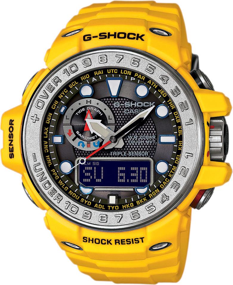 Casio G-Shock Gulfmaster GWN-1000-9AER