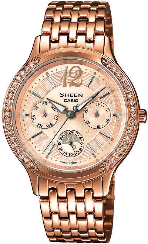 Casio Sheen SHE-3030PG-9AUER