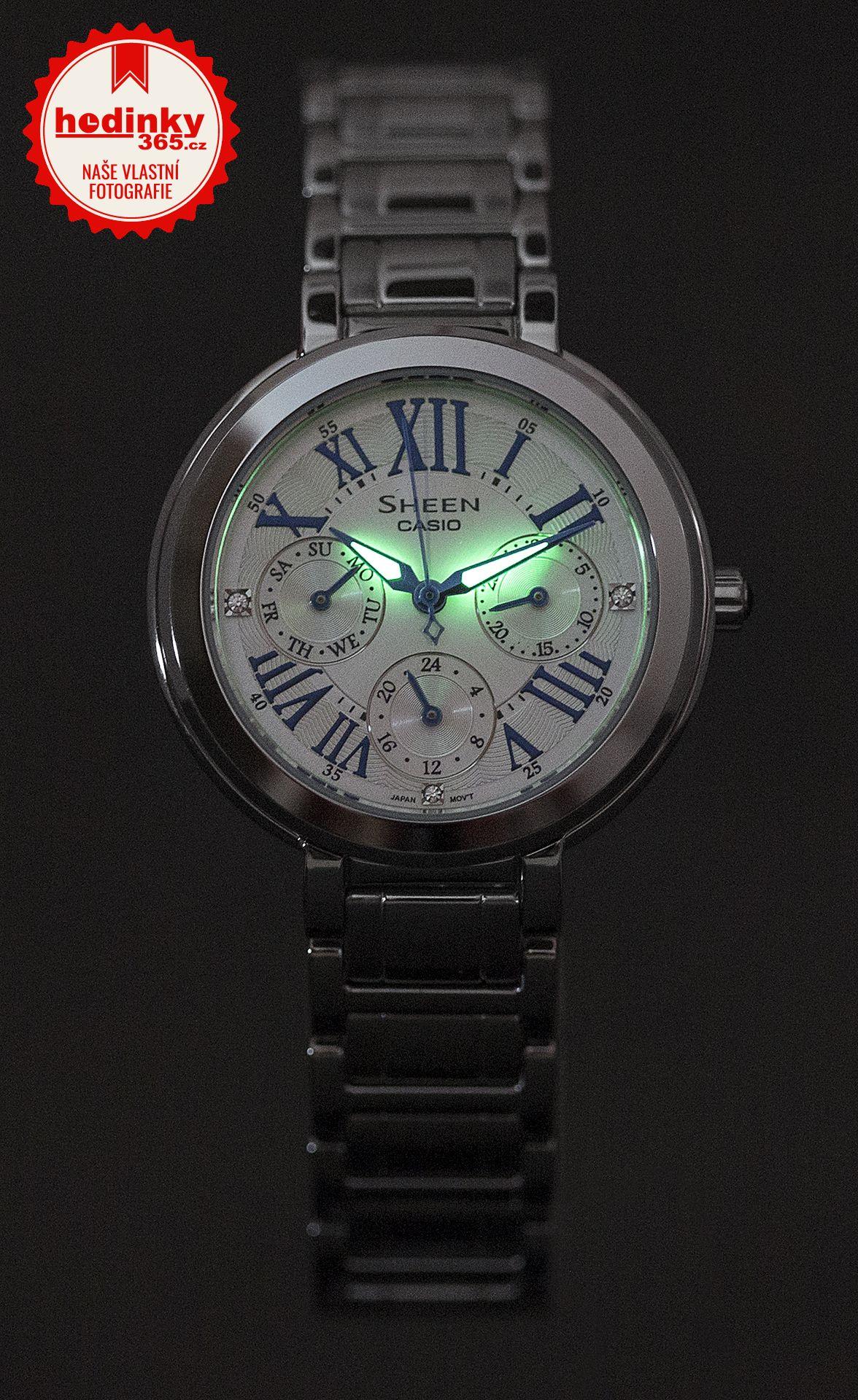Dámské hodinky - ocelový řemínek 8fa1166e18