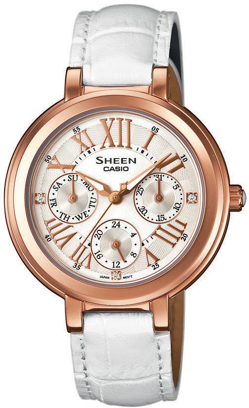 Casio Sheen SHE-3034GL-7AUER