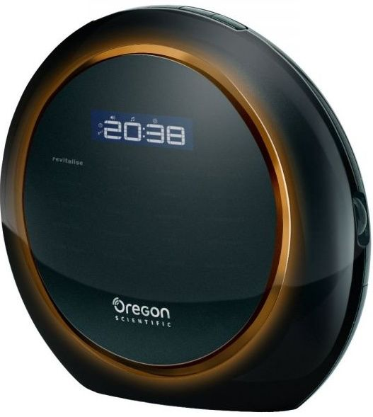 Digitální budík s náladovým světlem a zvuky WS683 DreamScience
