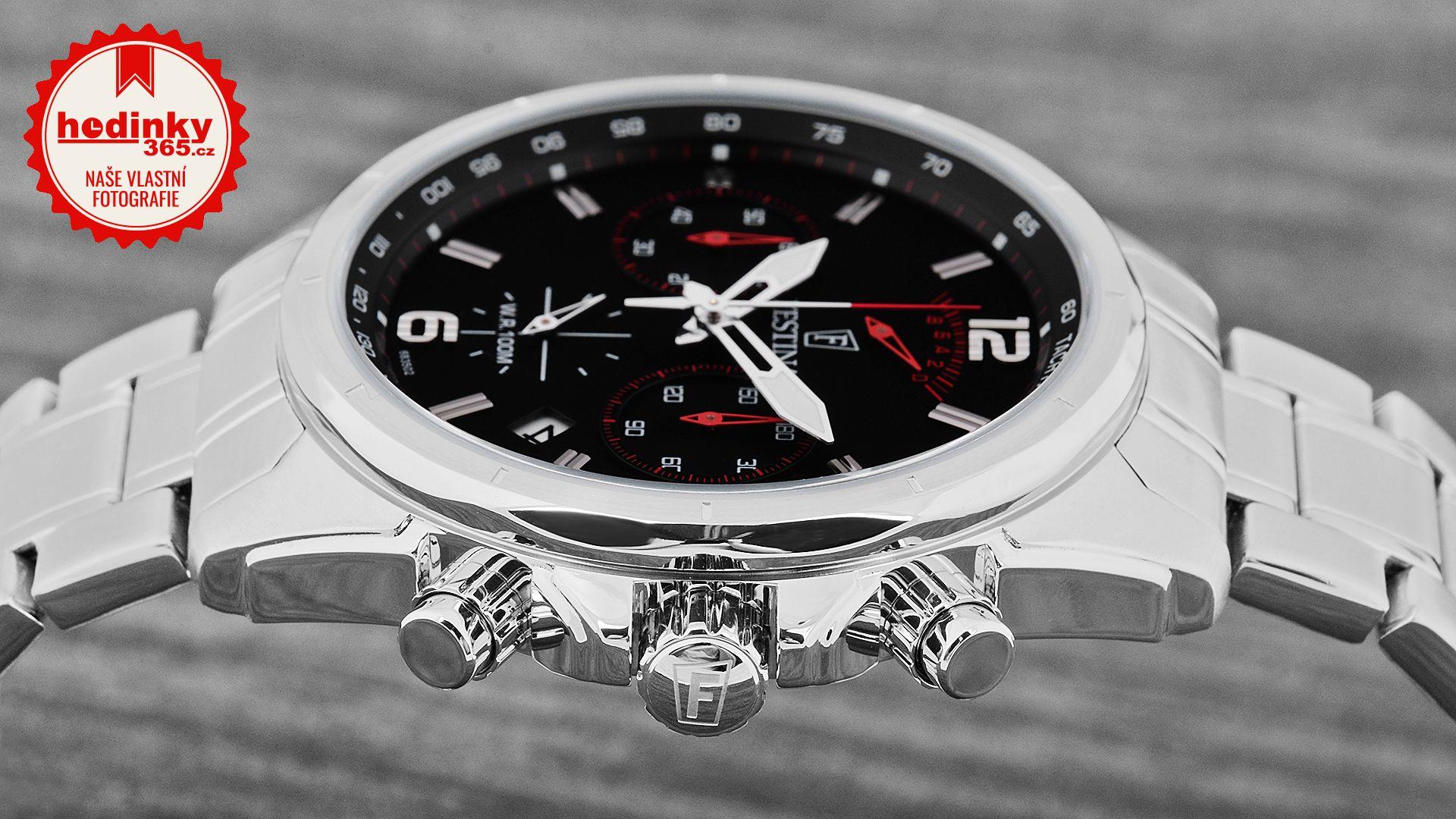 d1e381f25 Pánské hodinky - ocelový řemínek, ocel pouzdro, minerální sklíčko. Veškeré  technické parametry naleznete níže