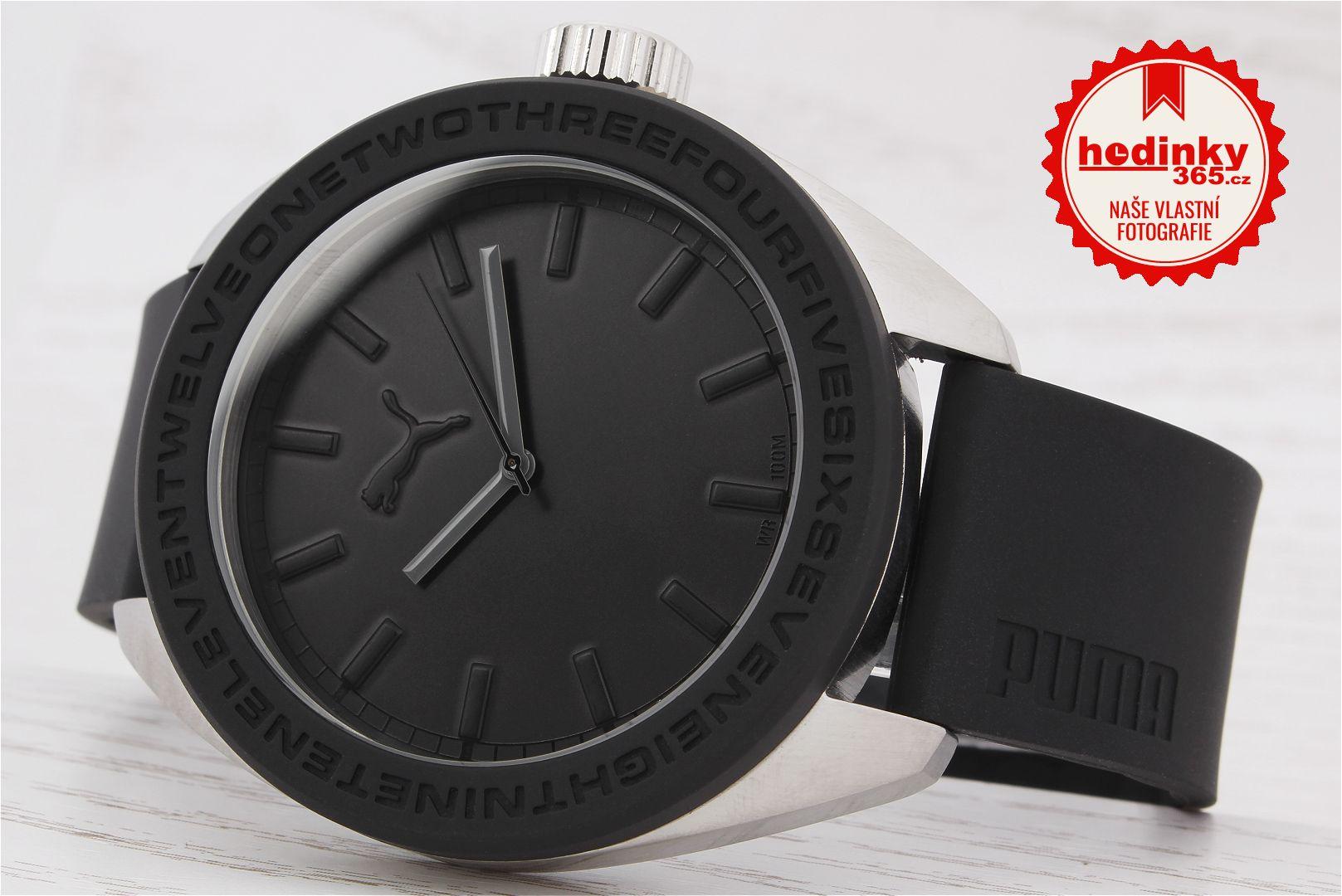 e7e40df253eca Pánské hodinky - pryžový řemínek, ocel pouzdro, minerální sklíčko. Veškeré  technické parametry naleznete níže