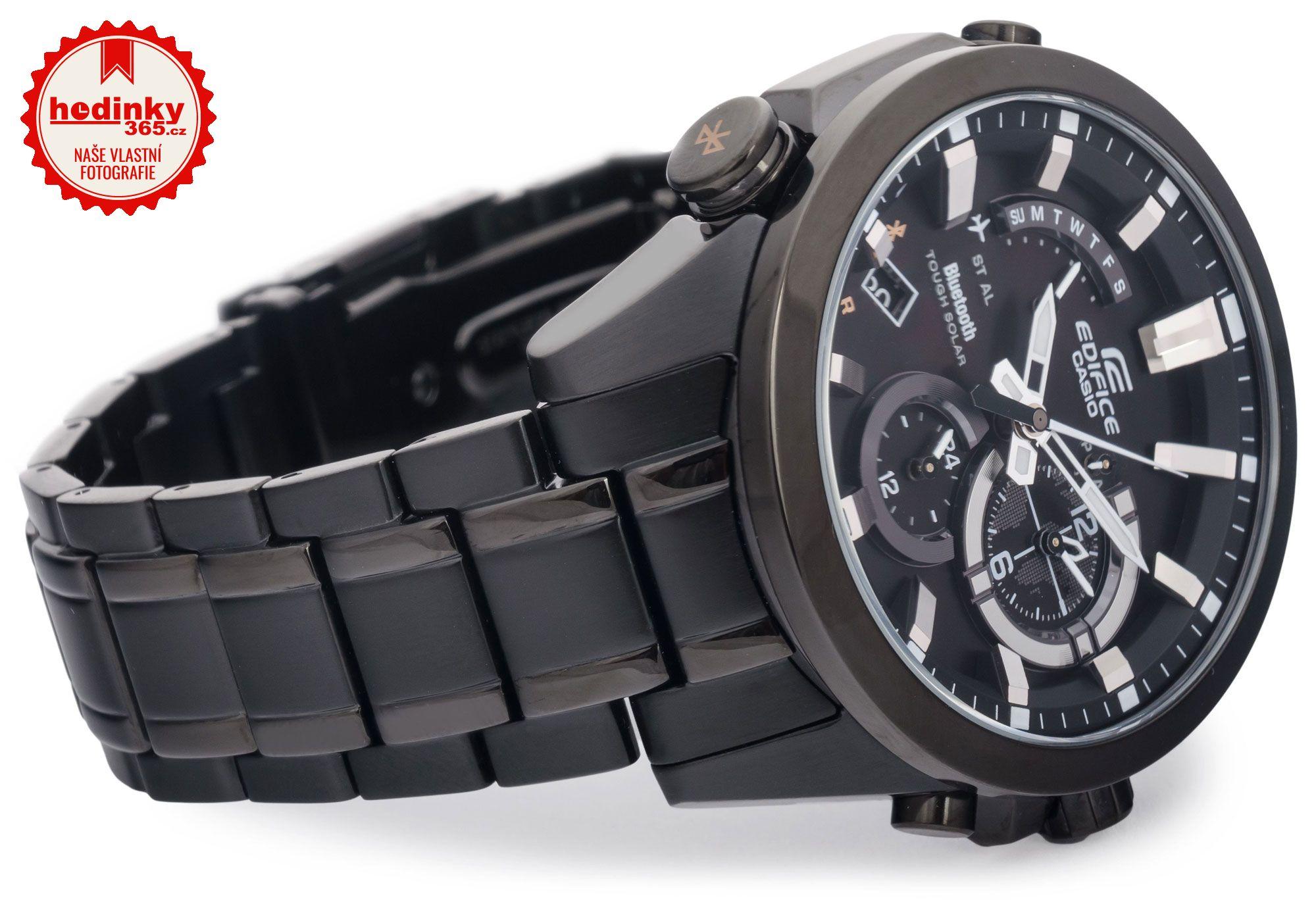 62858726901 Pánské hodinky - ocelový řemínek