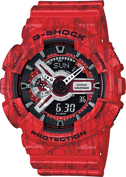 Casio G-Shock GA-110SL-4AER