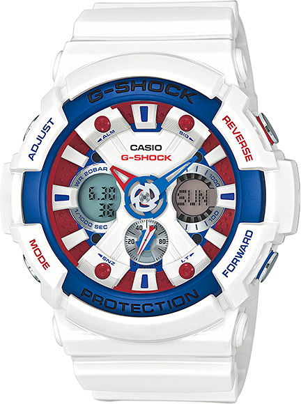 Casio G-Shock GA-201TR-7AER