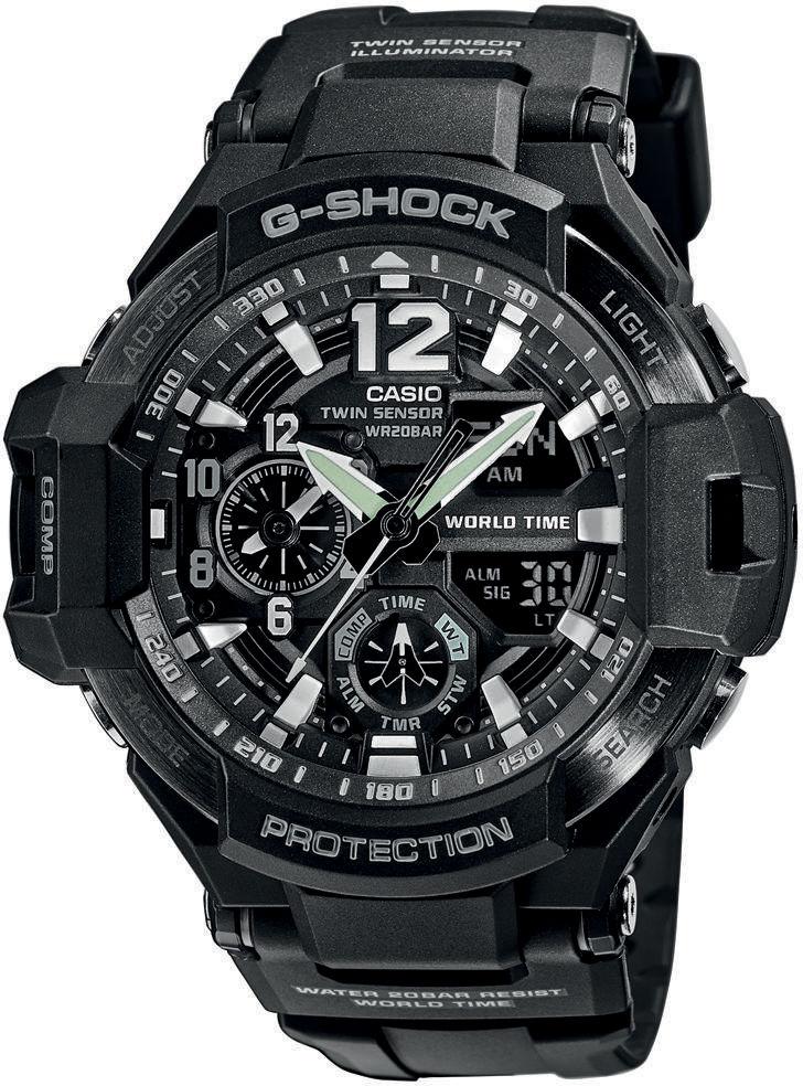 Casio G-Shock Gravitymaster GA-1100-1AER