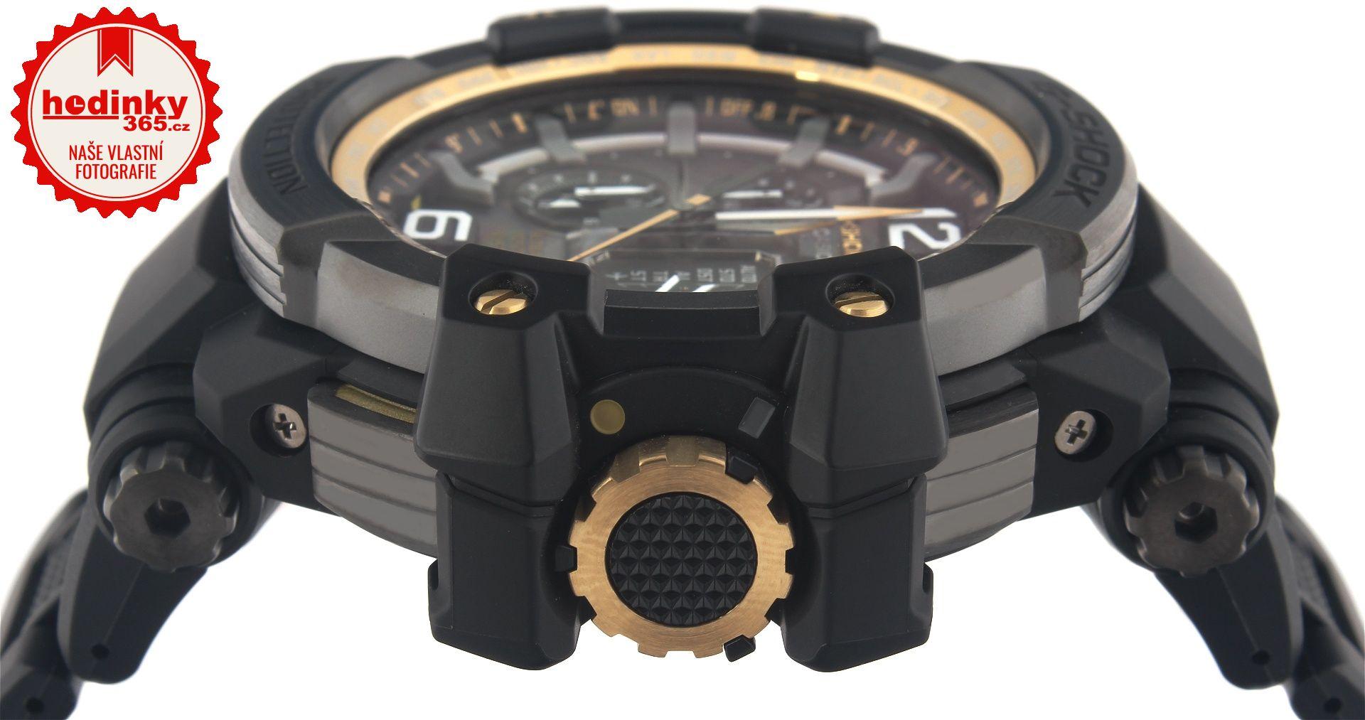 Casio G-Shock Gravitymaster GPW-1000FC-1A9ER