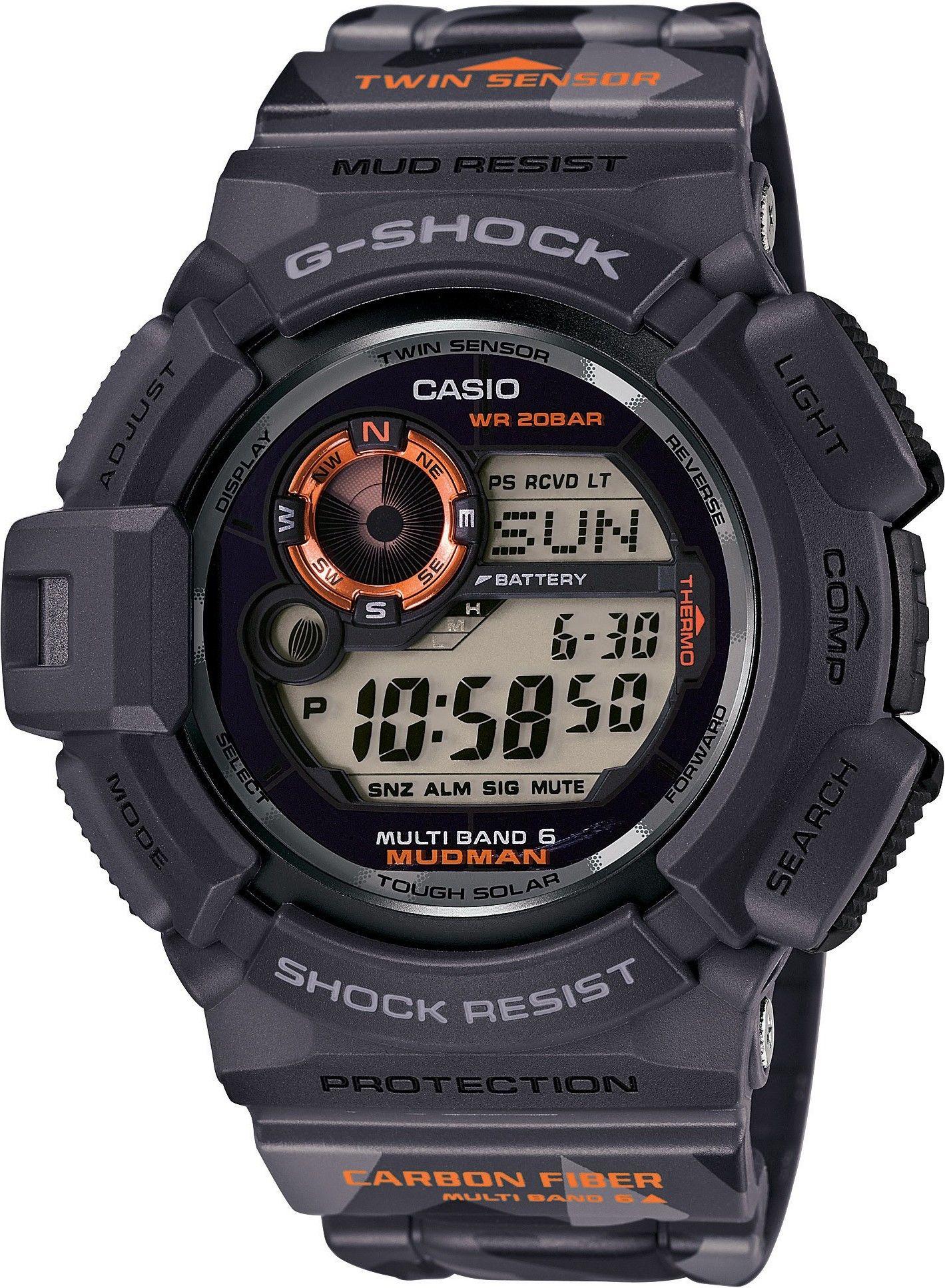 Casio G-Shock Mudman GW-9300CM-1ER