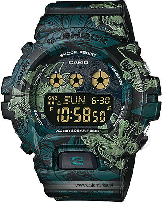 Casio G-Shock Original GMD-S6900F-1ER Limited Edition  a9c90c93ea