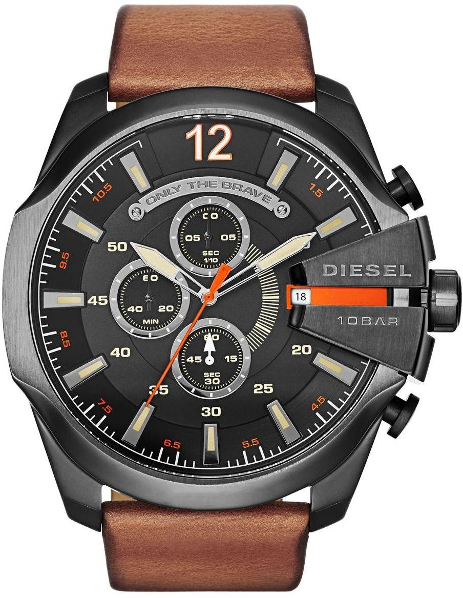 36a03a317473 Pánské hodinky - kožený řemínek