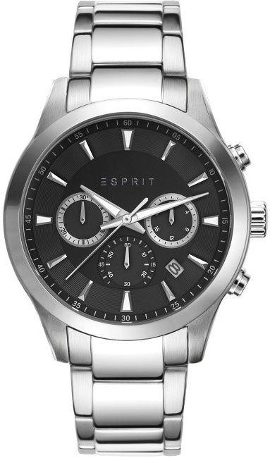 Esprit Es-Adam Silver Black ES107981003