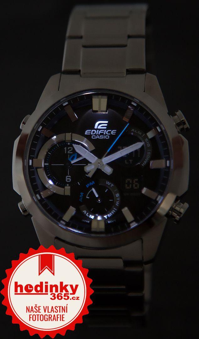 Casio Edifice ERA-500D-1AER. Hodnocení  4 bf46fe8e013