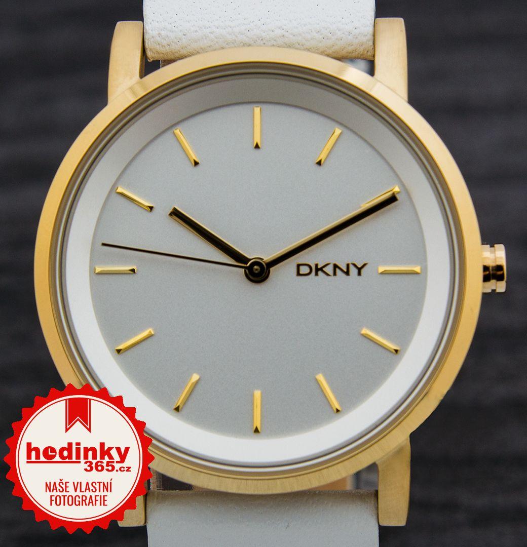 Dámské hodinky - kožený řemínek 5b1af598566