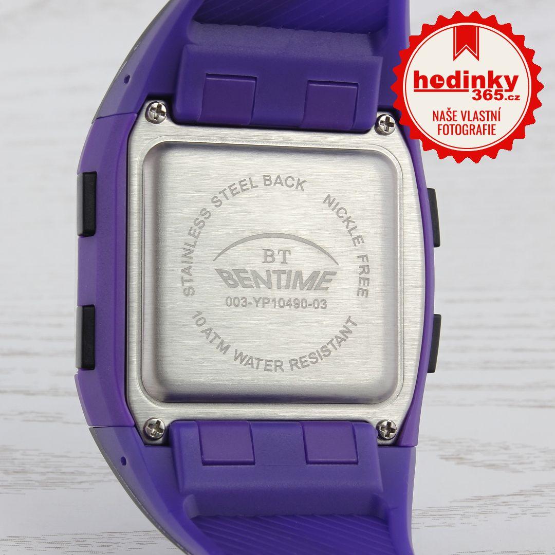 d781340c846 Pánské hodinky - plastový řemínek
