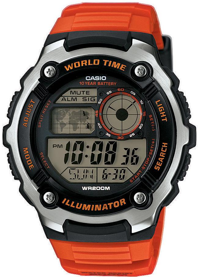 Casio Collection AE-2100W-4AV
