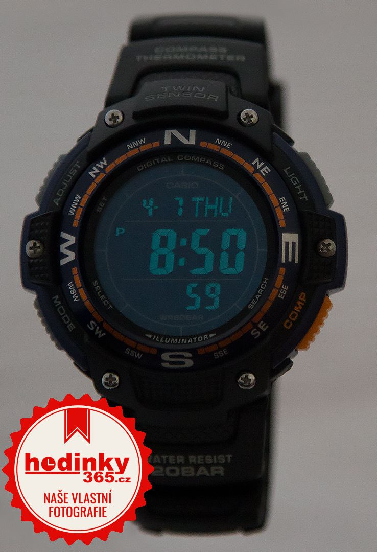 31e3aadd0e7 Pánské hodinky - pryskyřicový řemínek