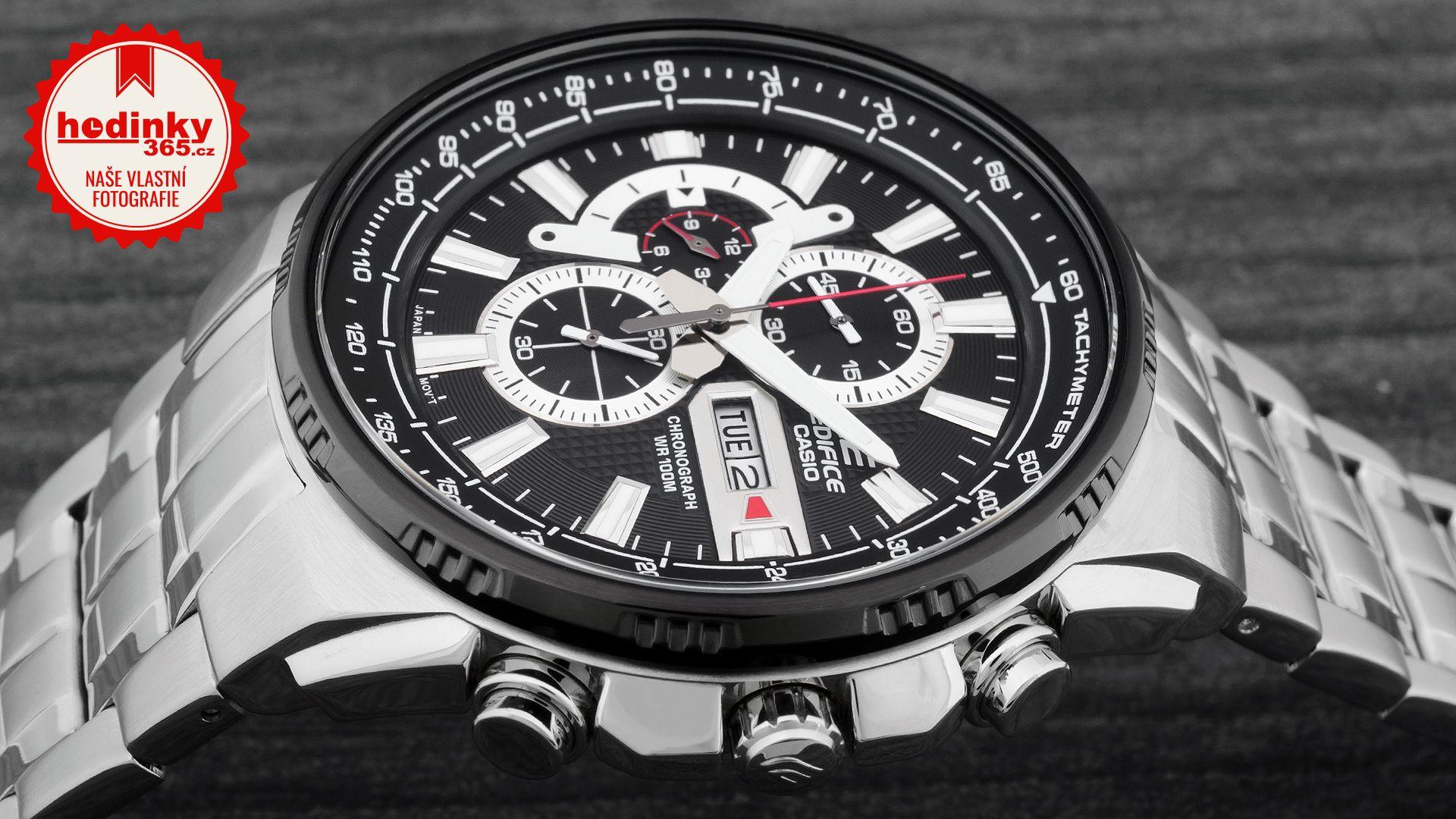 Pánské hodinky - ocelový řemínek 8c332e2d468