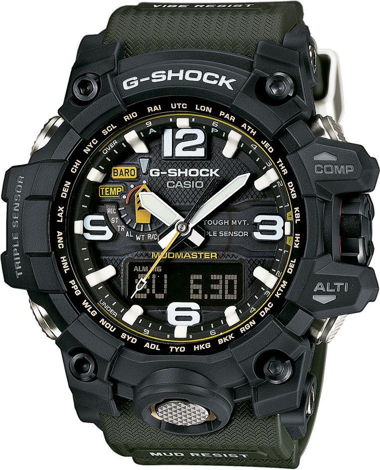 Casio G-Shock Mudmaster GWG-1000-1A3ER