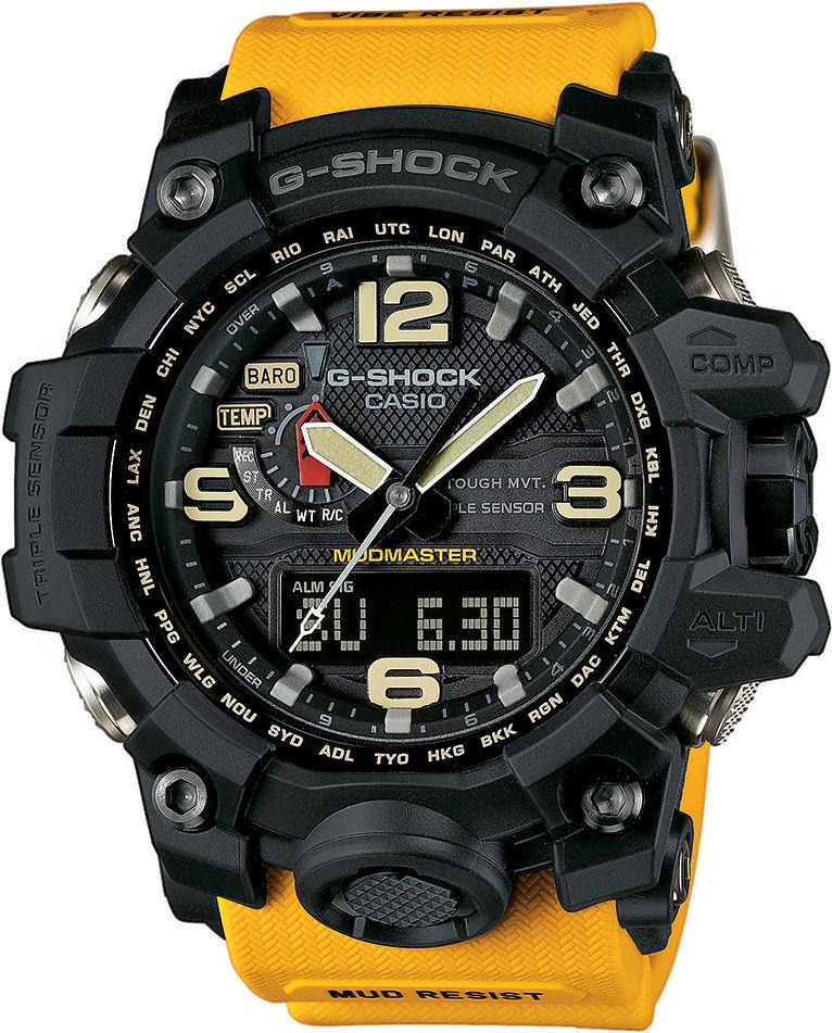 Casio G-Shock Mudmaster GWG-1000-1A9ER  e5bdf4a939