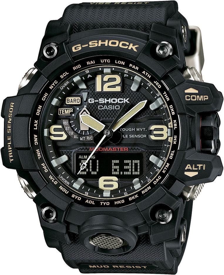 5fe30f69ebd Casio G-Shock Mudmaster GWG-1000-1AER