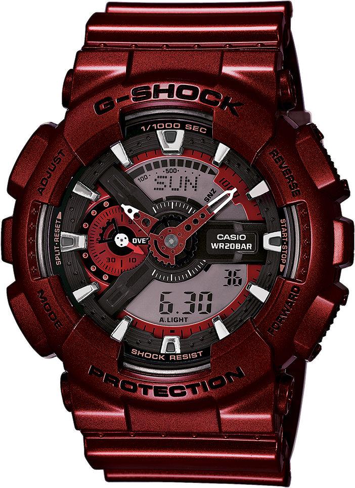 Casio G-Shock G-Classic GA-110NM-4AER