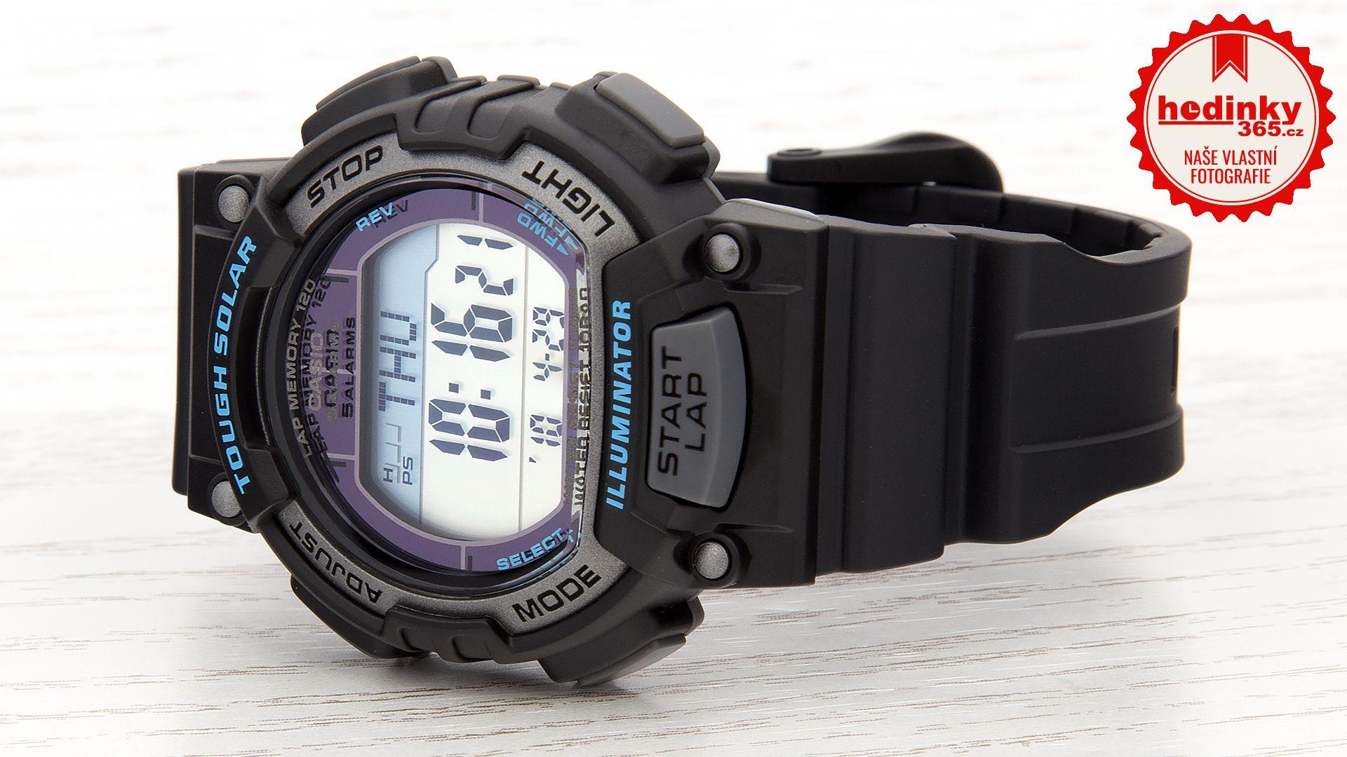 ce4c4b7d9b9 Dámské hodinky - pryskyřicový řemínek