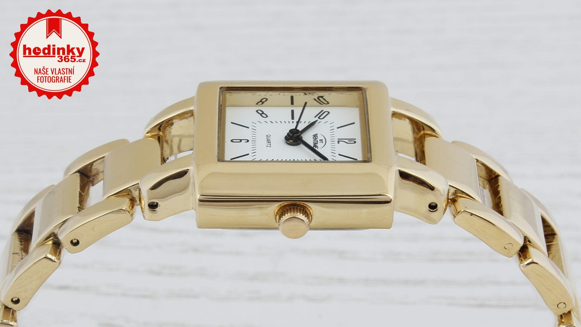abf152530 Bentime 005-13720C. Dámské hodinky - kovový řemínek, kov pouzdro, minerální  sklíčko. Veškeré technické parametry naleznete níže