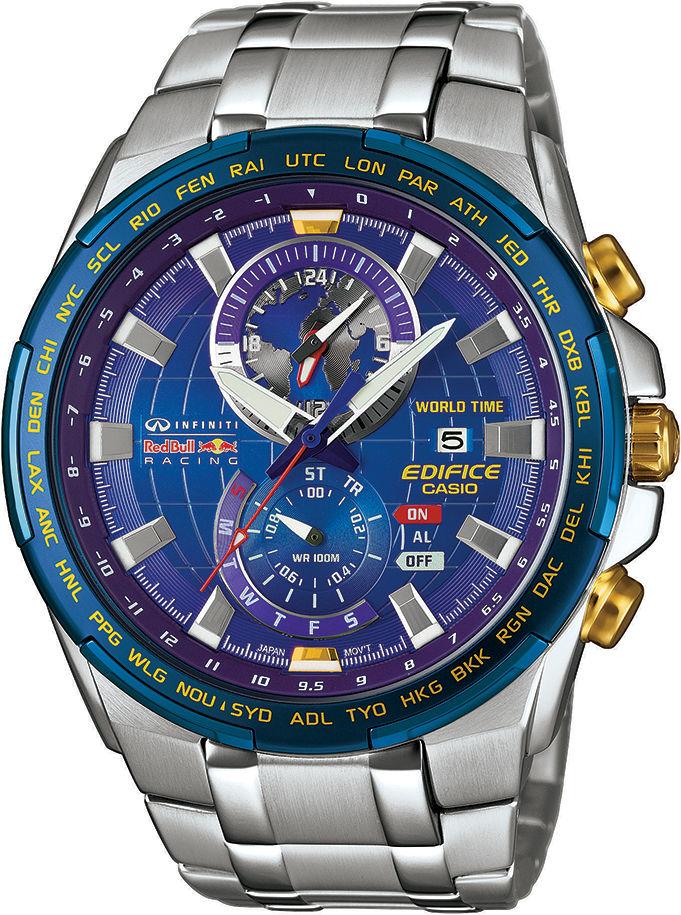 Casio Edifice Infiniti Red Bull Racing EFR-550RB-2AER