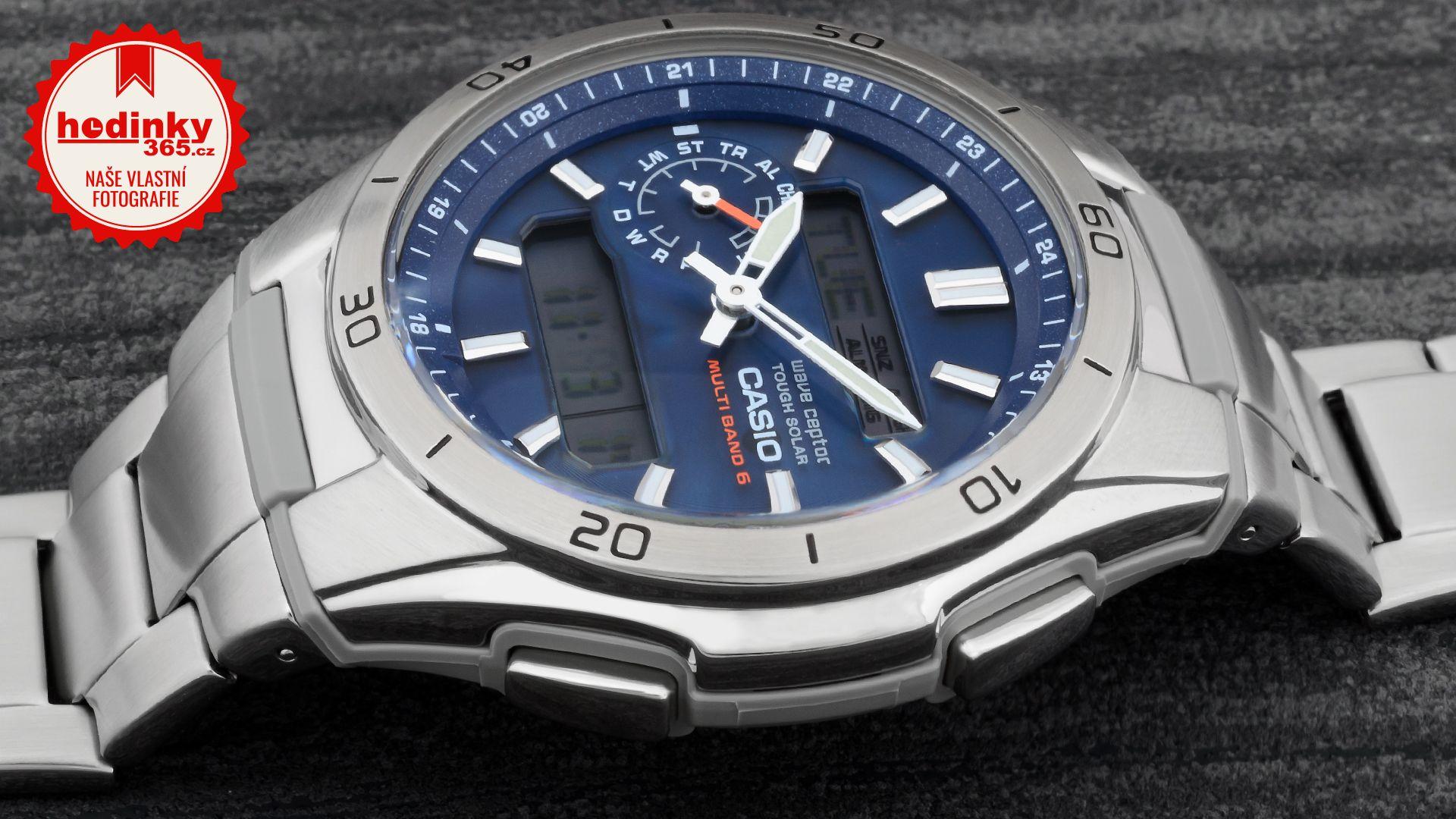 Hodinky Casio Wave Ceptor WVA-M650D-2AER 39819da5b57