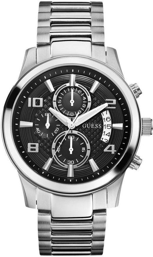 dc3a45e3d Pánské hodinky - ocelový řemínek, ocel pouzdro, minerální sklíčko. Veškeré  technické parametry naleznete níže