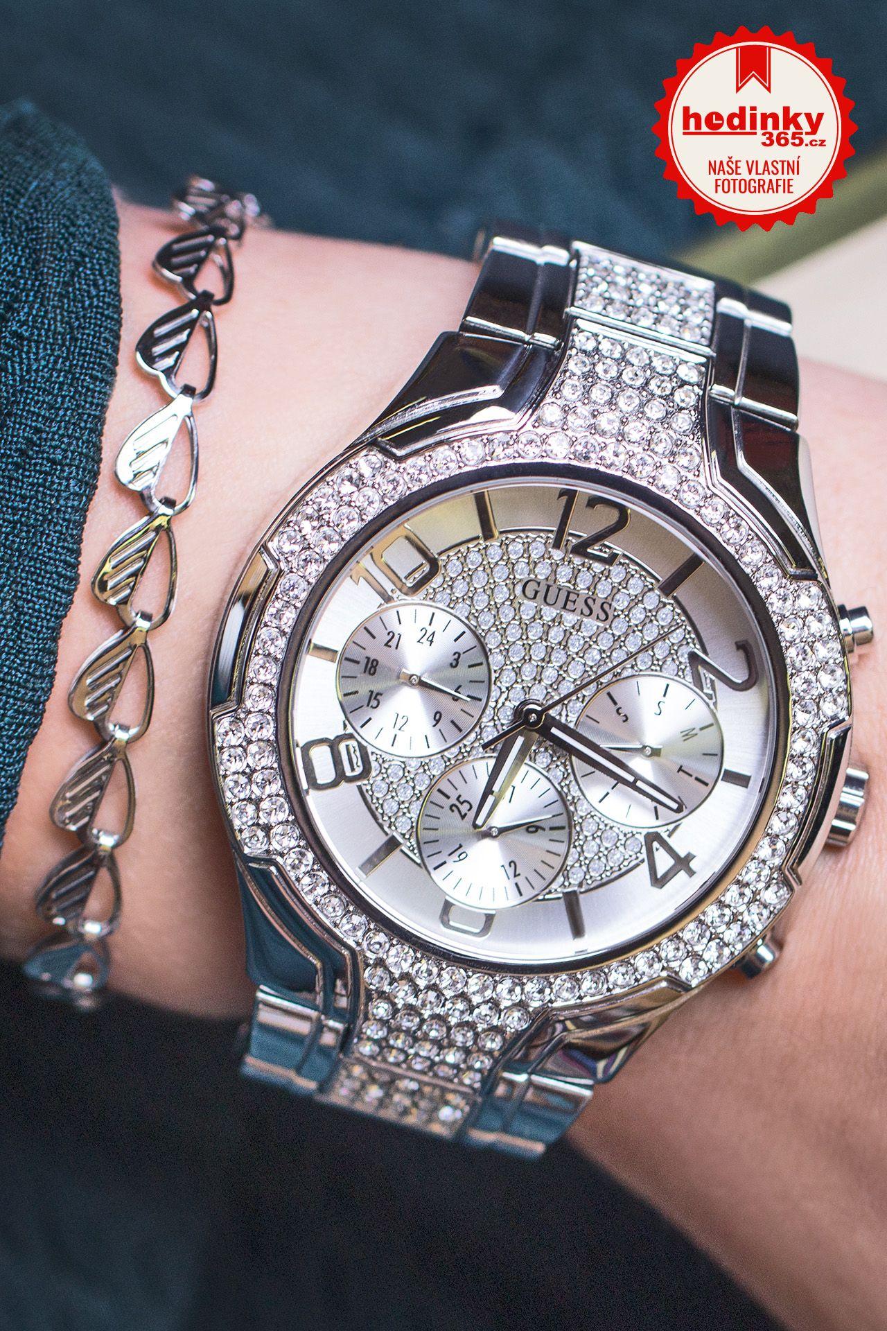 Dámské hodinky - ocelový řemínek eddab91a7af