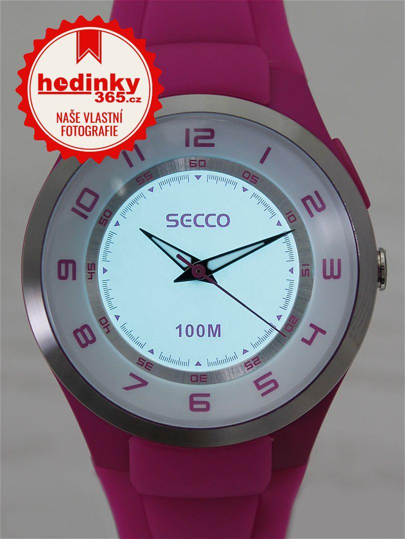c3e0180a0 Dámské hodinky - silikonový řemínek, plast pouzdro, plastové sklíčko.  Veškeré technické parametry naleznete níže