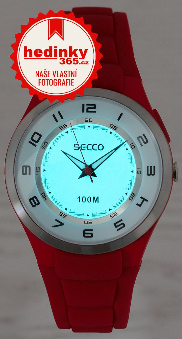 6a640c4808 Dámské hodinky - silikonový řemínek