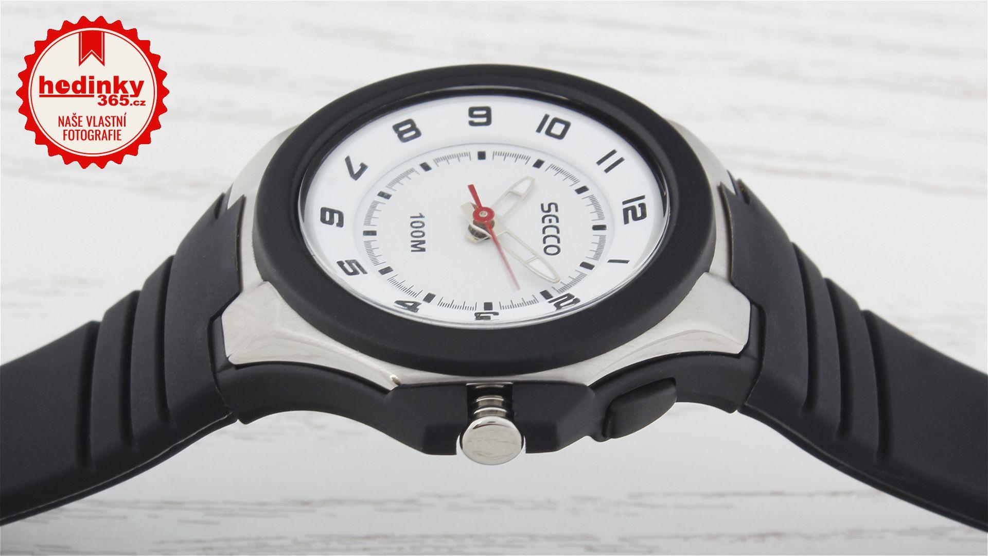 1d6e060eb6e Dětské hodinky - silikonový řemínek