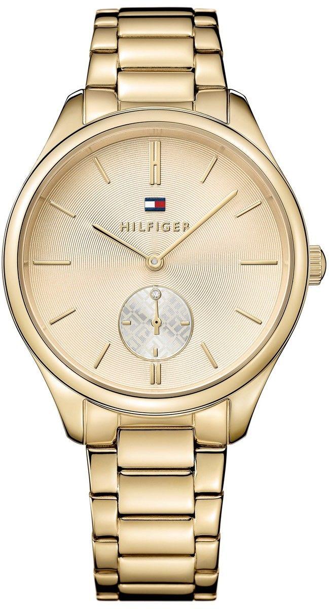 Tommy Hilfiger 1781578. Dámské hodinky - ocelový řemínek d1f97aa7186