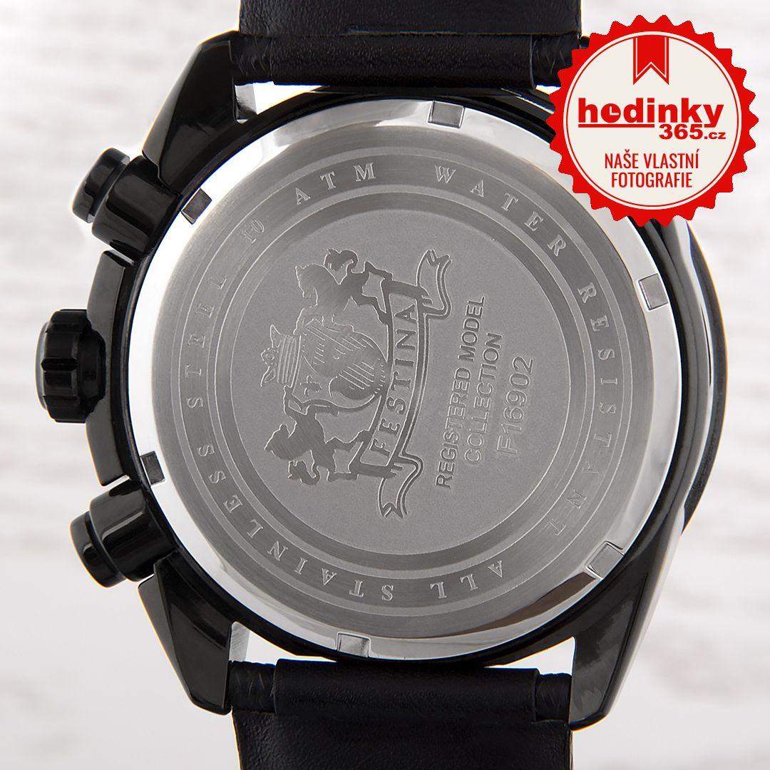 Festina Prestige Chronograph 16902 1. Hodnocení  5 60cb15f62ce