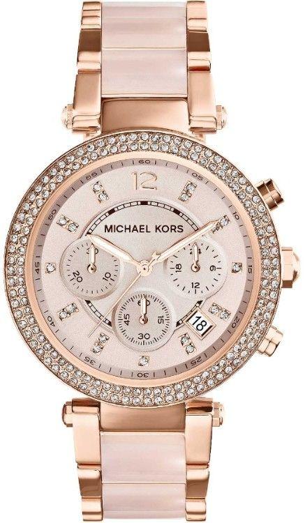 8574951eed Michael Kors MK 5896. Dámské hodinky - ocelový řemínek