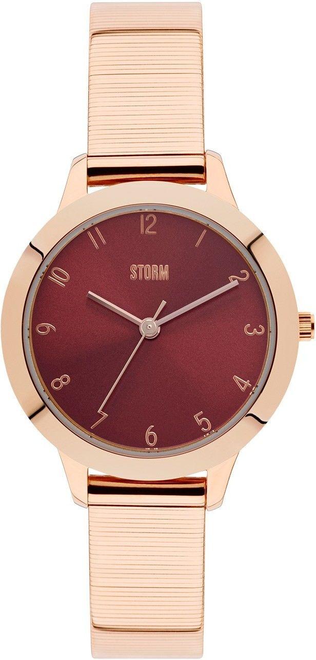 1811868cb2d Storm zlate hranate hodinky - Cochces.cz