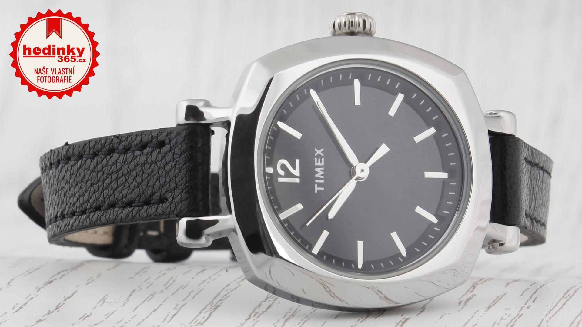 fdba1a23925 Dámské hodinky - kožený řemínek