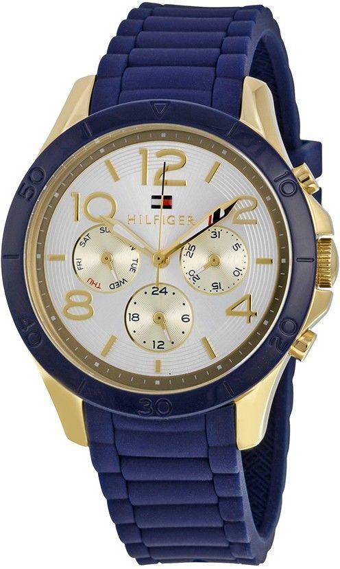 Tommy Hilfiger 1781523. Dámské hodinky - silikonový řemínek 341630af88