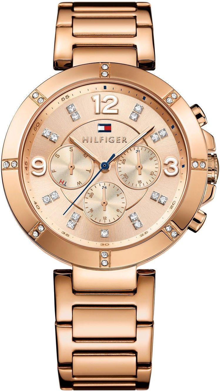fc45ac14d Tommy Hilfiger 1781533. Dámské hodinky - ocelový řemínek, ocel pouzdro,  minerální sklíčko. Veškeré technické parametry naleznete níže
