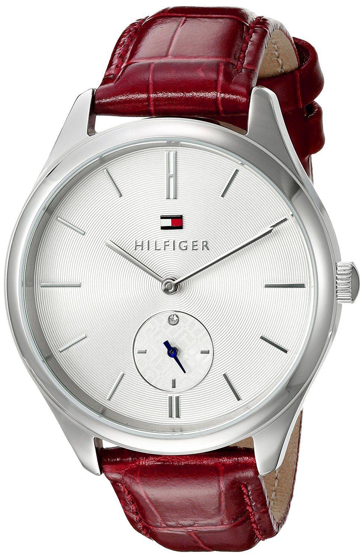 Tommy Hilfiger 1781574. Dámské hodinky - kožený řemínek d8110eae55