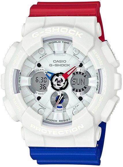 Casio G-Shock Limited Edition GA-120TRM-7AER