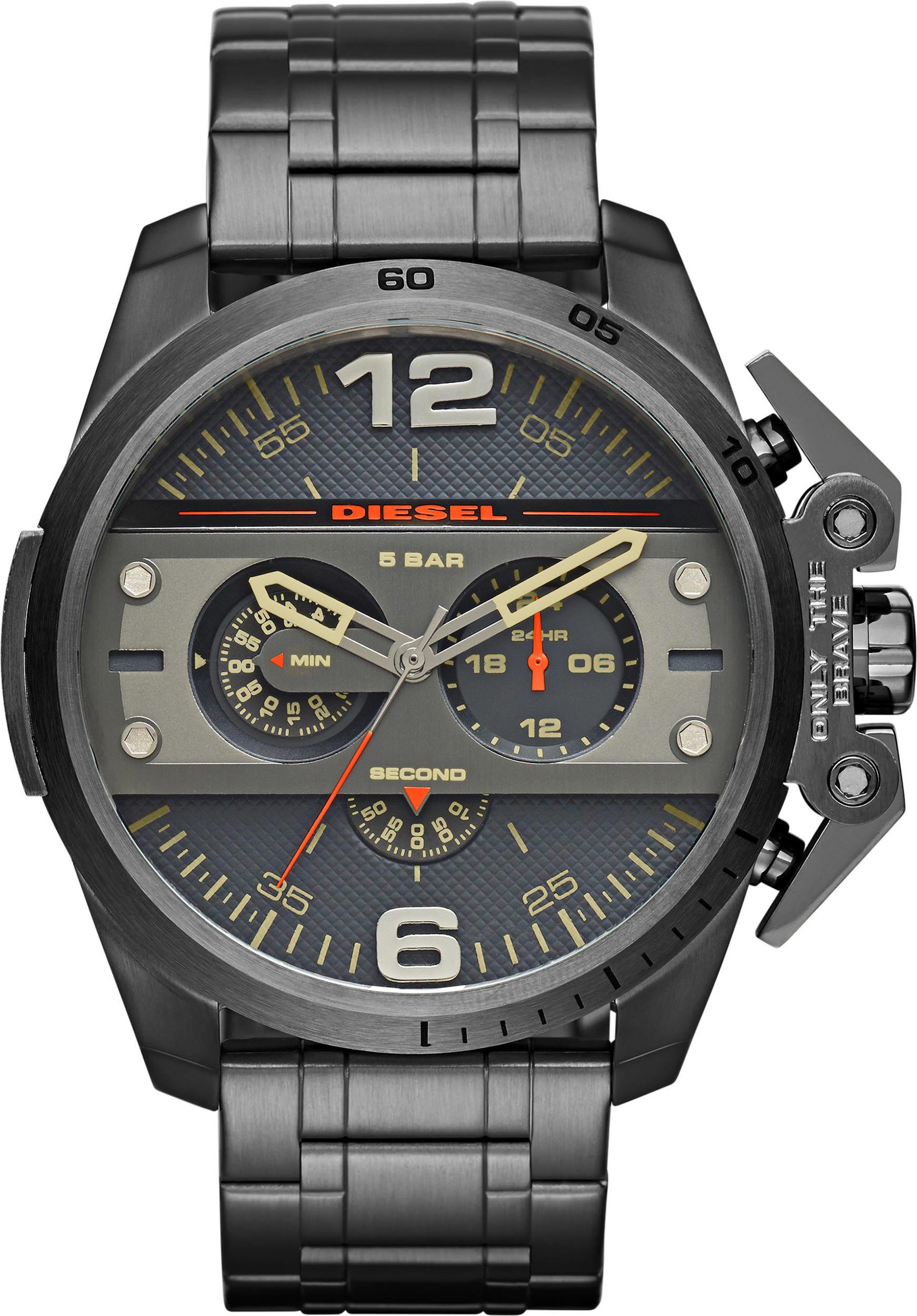 Pánské hodinky - ocelový řemínek 003256e6091