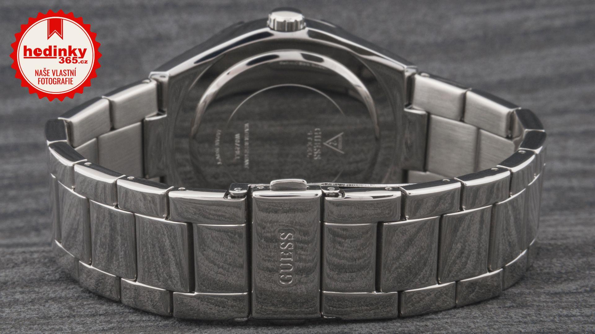 0d5825331 Dámské hodinky - ocelový řemínek, ocel pouzdro, minerální sklíčko. Veškeré  technické parametry naleznete níže
