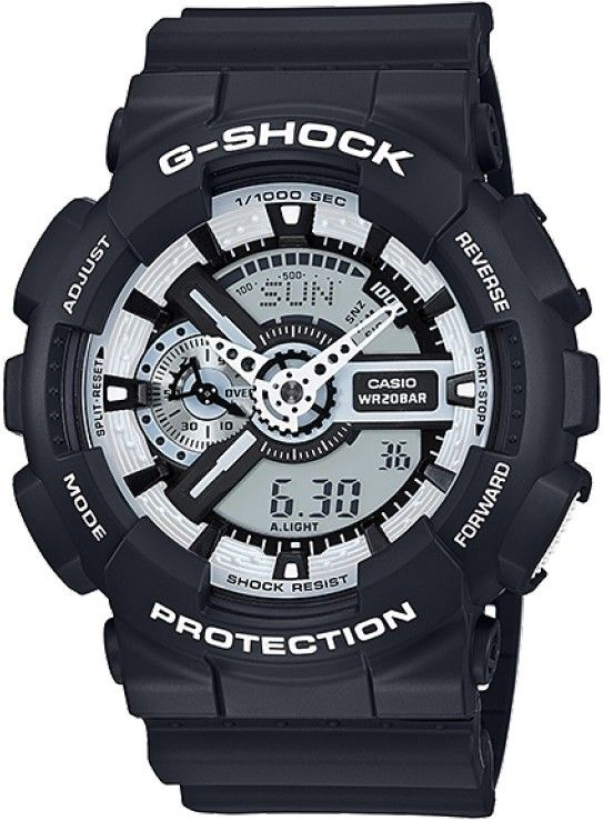 Casio G-Shock G-Classic GA-110BW-1AER