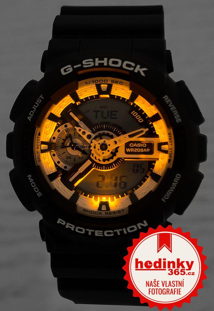 Casio G-Shock Original GA-110BW-1AER  387cd1eed61