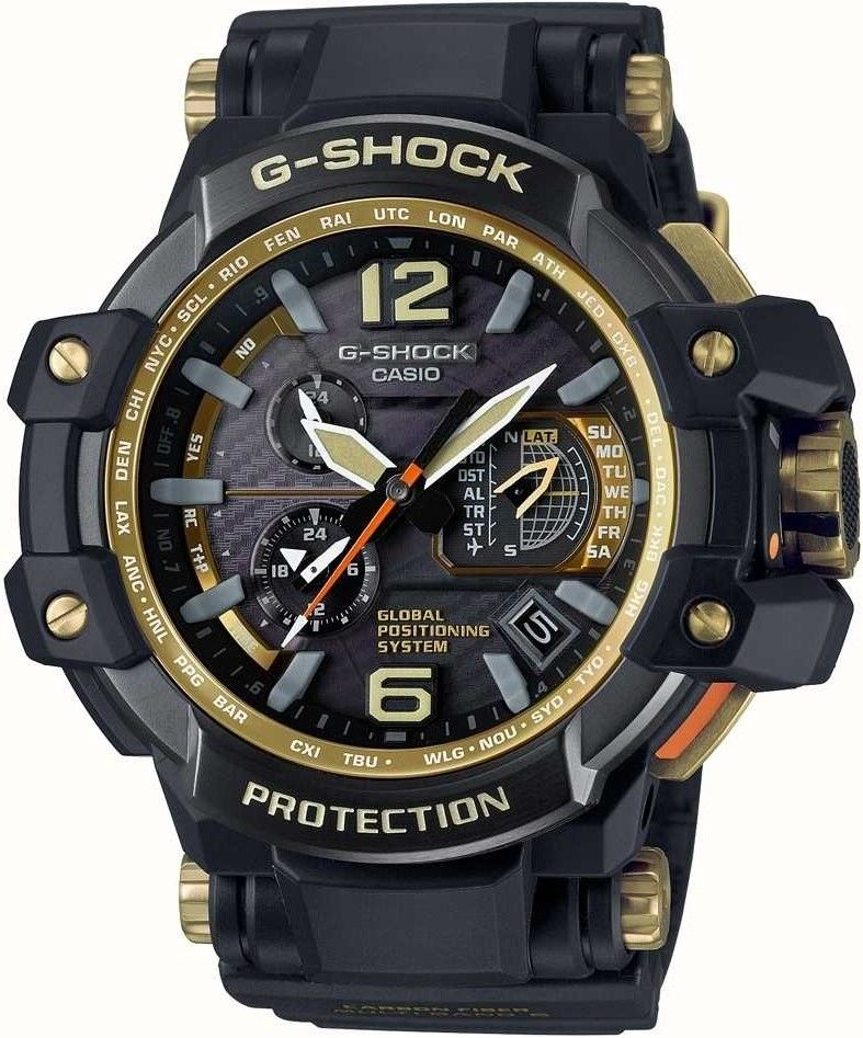 Casio G-Shock Gravitymaster GPW-1000GB-1AER Black   Gold Special ... 6758ceed21